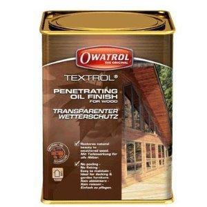 Owatrol Textrol Holzschutz rustikal 1 Liter