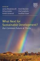 What Next for Sustainable Development?: Our Common Future at Thirty