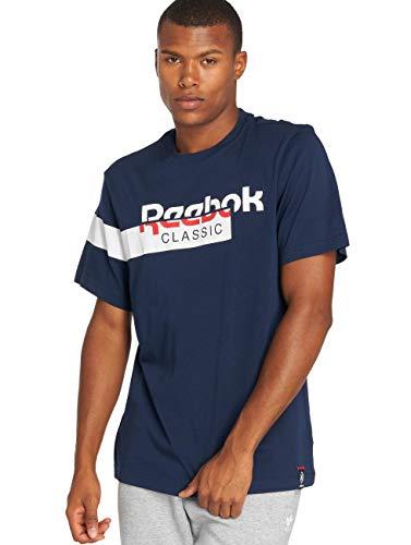 Reebok Ac F Disruptive Tee T-Shirt für Herren S Braun (Maruni)