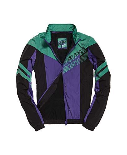 Superdry Herren Off-Piste Trainingsjacke Ultraviolett M