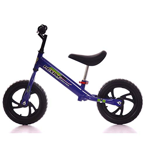 Purchase N /A WWCEEM Balance Bike Training Bike Sports No Pedal Handlebar and Seat Bicycle with Adjustable for Kids for Kids & Toddlers 2 to 10 Years Sport Training Bicycle