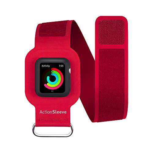 Twelve South ActionSleeve for Apple Watch | Armband for...