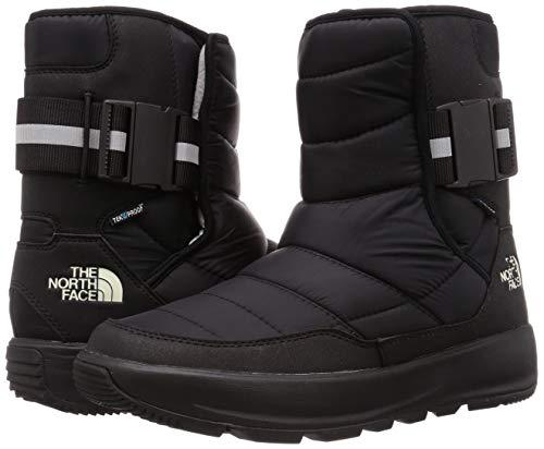[ザノースフェイス]ブーツアプレプルオンIITNFブラック×TNFブラック24cm
