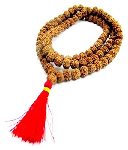 4 Mukhi Rudraksha Mala / 4 Face Rudraksha Mala