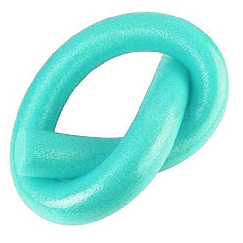 Churro para Nadar, Flotador Espuma ,Palo Flotador, Tubo Espuma para Piscina, Espagueti de Espuma 6.5 X 150cm ,Disponible Elige el Color Que más te guste (Verde)