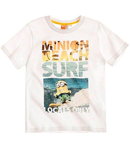 Die Minions T-Shirt Kollektion 2016 Shirt 110 116 122 128 134 140 146 152 Kurzarmshirt Jungen