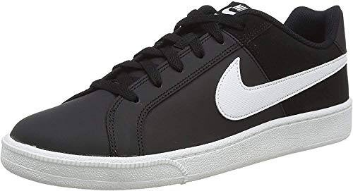 Nike WMNS NIKE COURT ROYALE Scarpe da ginnastica Donna, Nero (Black/White 010), 41 EU