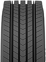 Double Coin FT105 Fuel Efficient Trailer-Position Commercial Radial Truck Tire - 11R22.5 14 ply