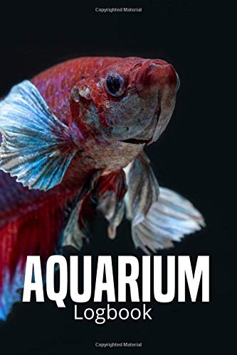 AQUARIUM logbook: Notebook for the maintenance, observation and monitoring of freshwater aquariums. This logbook is very useful for aquarium ... dutch tank, community tank or shrimp tank