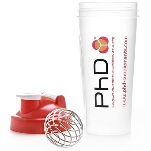 PhD Nutrition Mixball Shaker 500ml X 2 (Pack of 2)