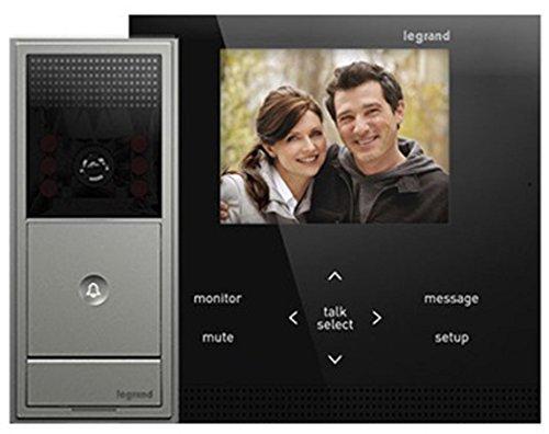 ON-Q Adorne Intercom Adorne Video Intercom Kit Magnesium (AI6100M1)