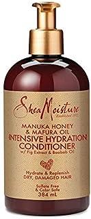 [Shea Moisture ] シア水分マヌカハニー&Mafuraオイルコンディショナー384ミリリットル - Shea Moisture Manuka Honey & Mafura Oil Conditioner 384ml [並行輸入品]