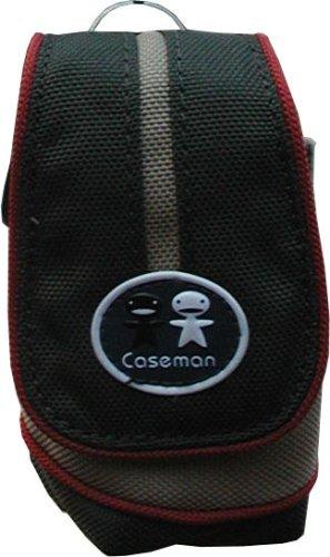 Preisvergleich Produktbild Hama Caseman Turnover Reißverschluss Handytasche Größe 2 grün / olive