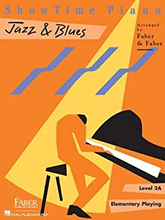 [[Showtime Piano Jazz & Blues: Level 2a]] [By: x] [January, 1993]