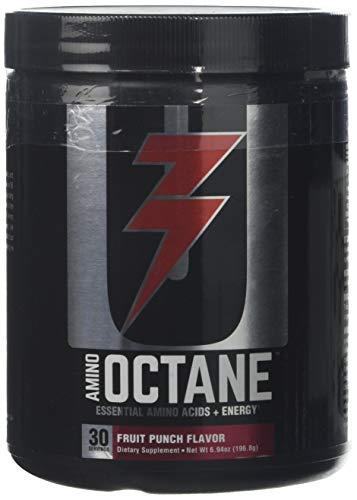 Universal Nutrition Amino Octane Supplement, 196 g, Fruit Punch