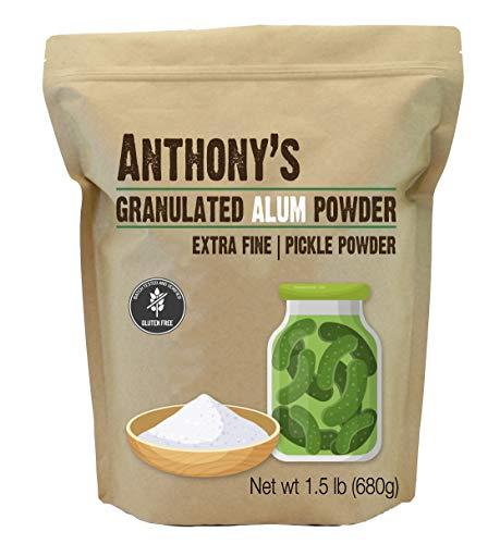 Alum Powder