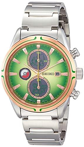 [セイコーウオッチ] 腕時計 セイコー セレクション セイコー&ポケモン スペシャルモデル第二弾 フシギバナモデル SBPY160 メンズ シルバー