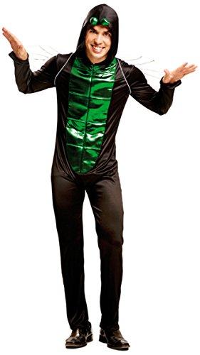 My Other Me Me-201341 Insectos Disfraz de mosca para hombre, M-L (Viving Costumes 201341)
