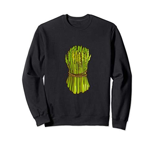 Spargel-Gemüse Sweatshirt