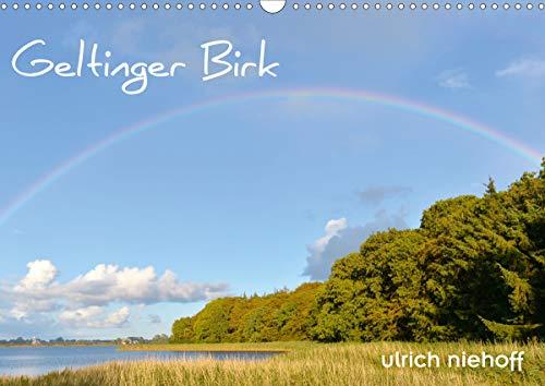 Geltinger Birk (Wandkalender 2021 DIN A3 quer)