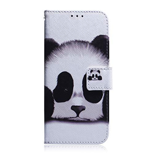 Funda de protección para teléfono móvil Samsung Galaxy A52 (5G/4G), diseño de animales de panda