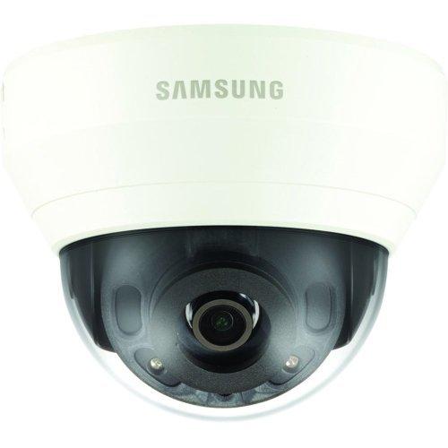 Samsung QND-6010R IP-Sicherheitskamera Innenraum Kuppel Elfenbein 2000 x 1121Pixel - Überwachungskamera (IP Kamera, Innenraum, Multi, Kuppel, Elfenbein, Techo)