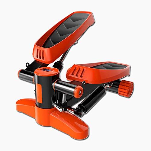 GHTY Aerobic Fitness Steppers Máquinas para Correr Deportes Mini Cinta de Correr Multifuncional para el hogar Equipado silencioso Equipo para Bajar de Peso Pedal Fitness