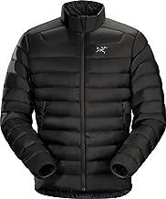 Arc'teryx Cerium LT Jacket Men's | Lightweight And Versatile Packable Down Insulated Jacket | Black, XX-Large