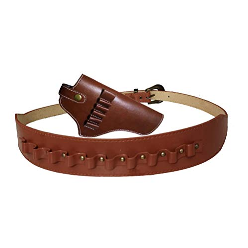 Cowboy Belt and Pistol Holster Masquerade Cowboy Vintage...