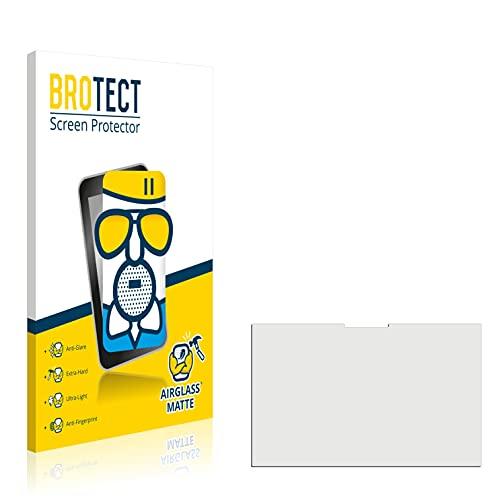 BROTECT Entspiegelungs-Panzerglasfolie kompatibel mit HP ZBook Fury 17 G7 - Anti-Reflex Panzerglas Schutz-Folie Matt