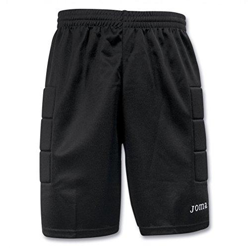Joma Portero, Protect-Pantaloncini da Portiere, da Uomo, Colore Nero, 14 Unisex Niños