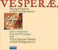 ヴェスペレ~十字架称讃の祝日