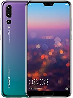 Huawei P20 Pro Dual SIM - 128GB, 6GB RAM, 4G LTE, Twilight (Blue)