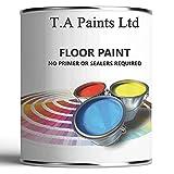 TA Concrete Floor Paint