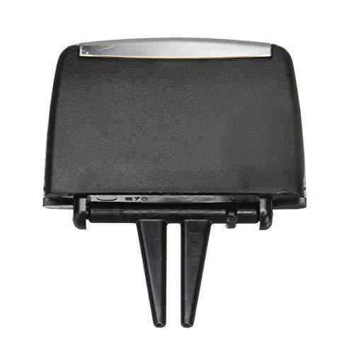 WYX-QCPJ, Black Front Vent Outlet Clip Repair A/C Air Condition Vent Outlet Tab Clip Repair for BMW X5 E70 2006-2013 X6 E71