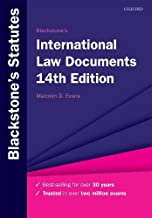 Blackstone's International Law Documents (Blackstone's Statute Series)