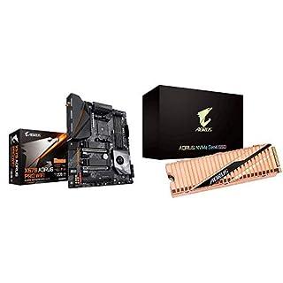 GIGABYTE X570 AORUS PRO WiFi (AMD Ryzen 3000/X570/ATX/PCIe4.0/DDR4/USB3.1) with AORUS NVMe Gen4 M.2 1TB PCI-Express 4.0 Interface High Performance Gaming (B07TYY645Y) | Amazon price tracker / tracking, Amazon price history charts, Amazon price watches, Amazon price drop alerts