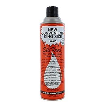Kroil Kano Sili Penetrating Oil King Size 16.5 oz aerosol -  SILIKING