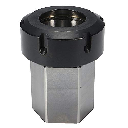Best Price! Nrthtri smt ER40 Hex Collet Block Chuck Holder CNC Tool Holder Lathes