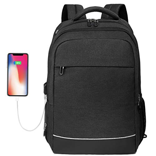 Travel Business Laptop Backpack College School Computer Bag for 17.3'' Laptops