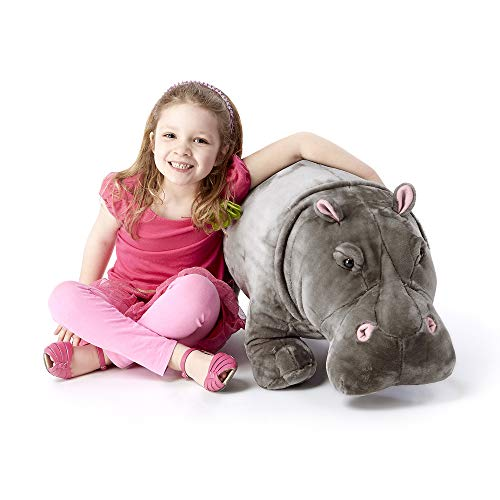 Melissa & Doug Giant Hippopotamus