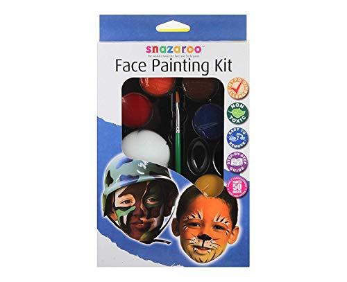 Kit de maquillage Aventure Snazaroo 50 visages