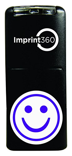 Supply360 AS-IMP2020 Round Teacher Stamp - Purple...