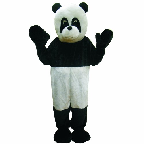 Dress up America Disfraz de Mascotaa de Oso Panda Adulto Adulto ...