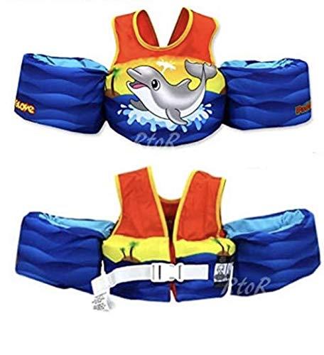 Body Glove Whale Motion Swim Life Jacket