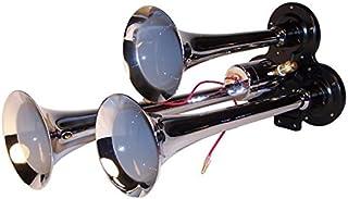 MPC H003 (0934) Chrome 3 Trumpet Air Horn
