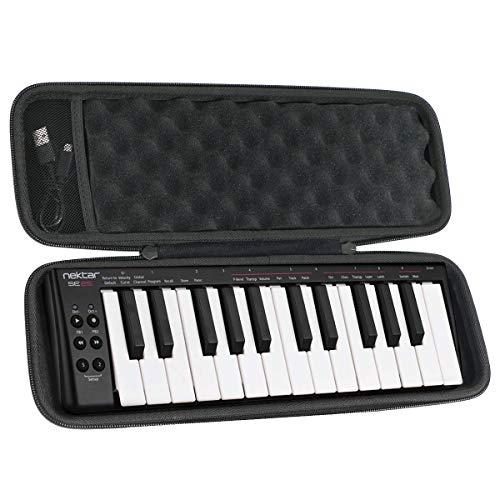 Khanka Hart Tasche Schutzhülle Für Nektar SE25 Mini-Keys USB MIDI Controller Keyboard with Nektar DAW Integration Case.