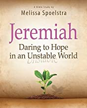Jeremiah Participant Book( Daring to Hope in an Unstable World)[JEREMIAH PARTICIPANT BK][Paperback]