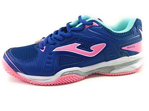 Joma T.Match Lady Zapatillas Padel Tenis Mujer (38)