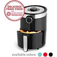 Dash AirCrisp Pro Electric Air Fryer + Oven Cooker with Temperature Control
